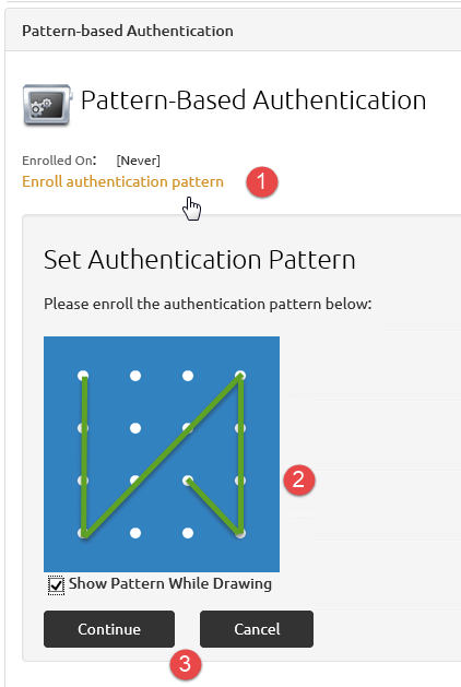 Multi-factor Authentication (2FA) - Powered by Kayako Help Desk Software
