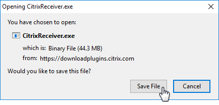 Accessing your ProZone - Installing Citrix Receiver - Powered by